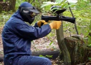 paintball val oise