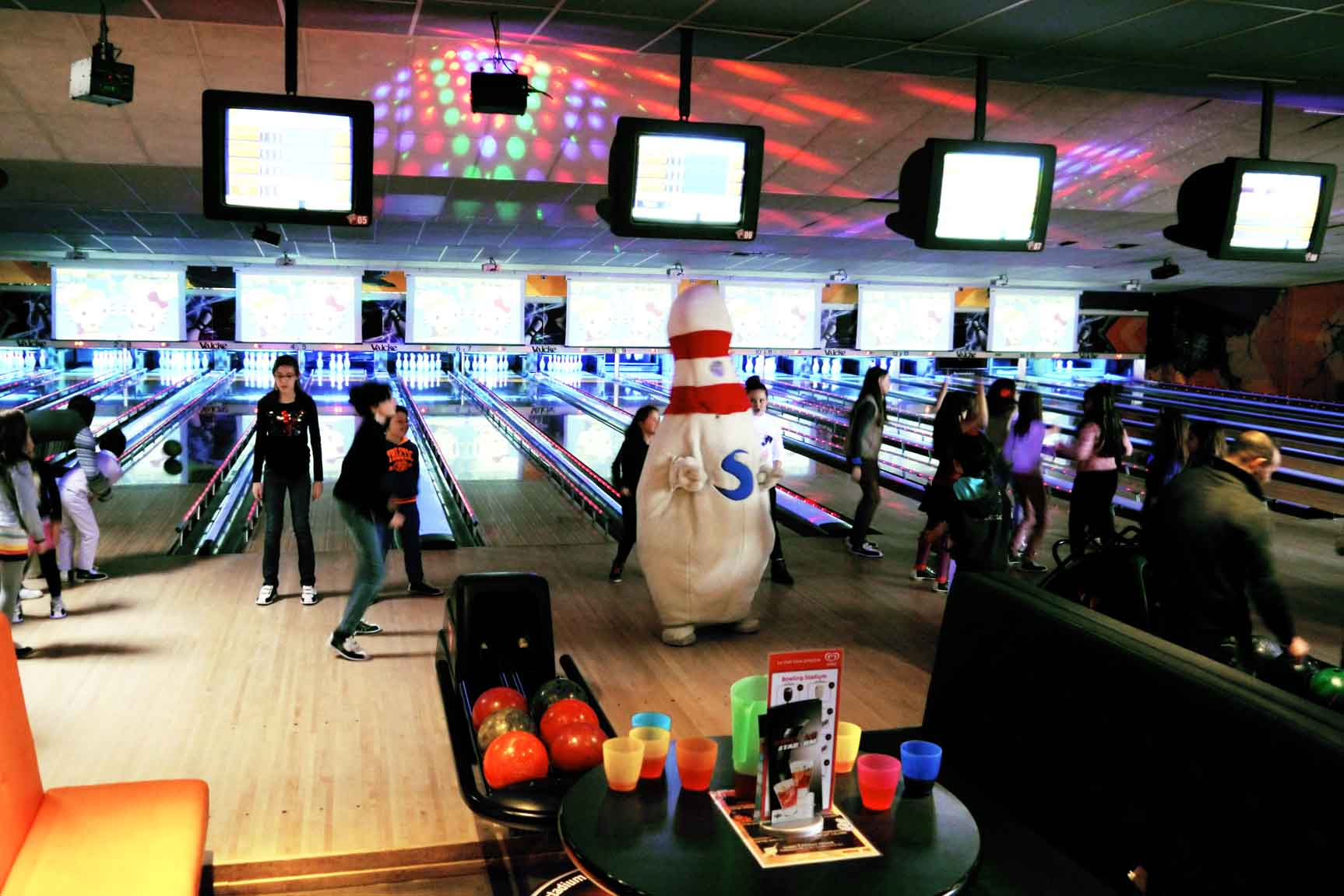 bowling paris