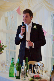 discours temoin mariage
