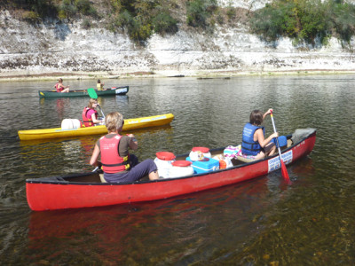 canoe evg evjg perigord