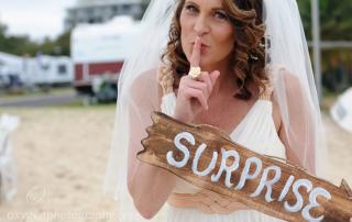 surprise mariage