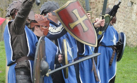 aventure medievale evjf evg