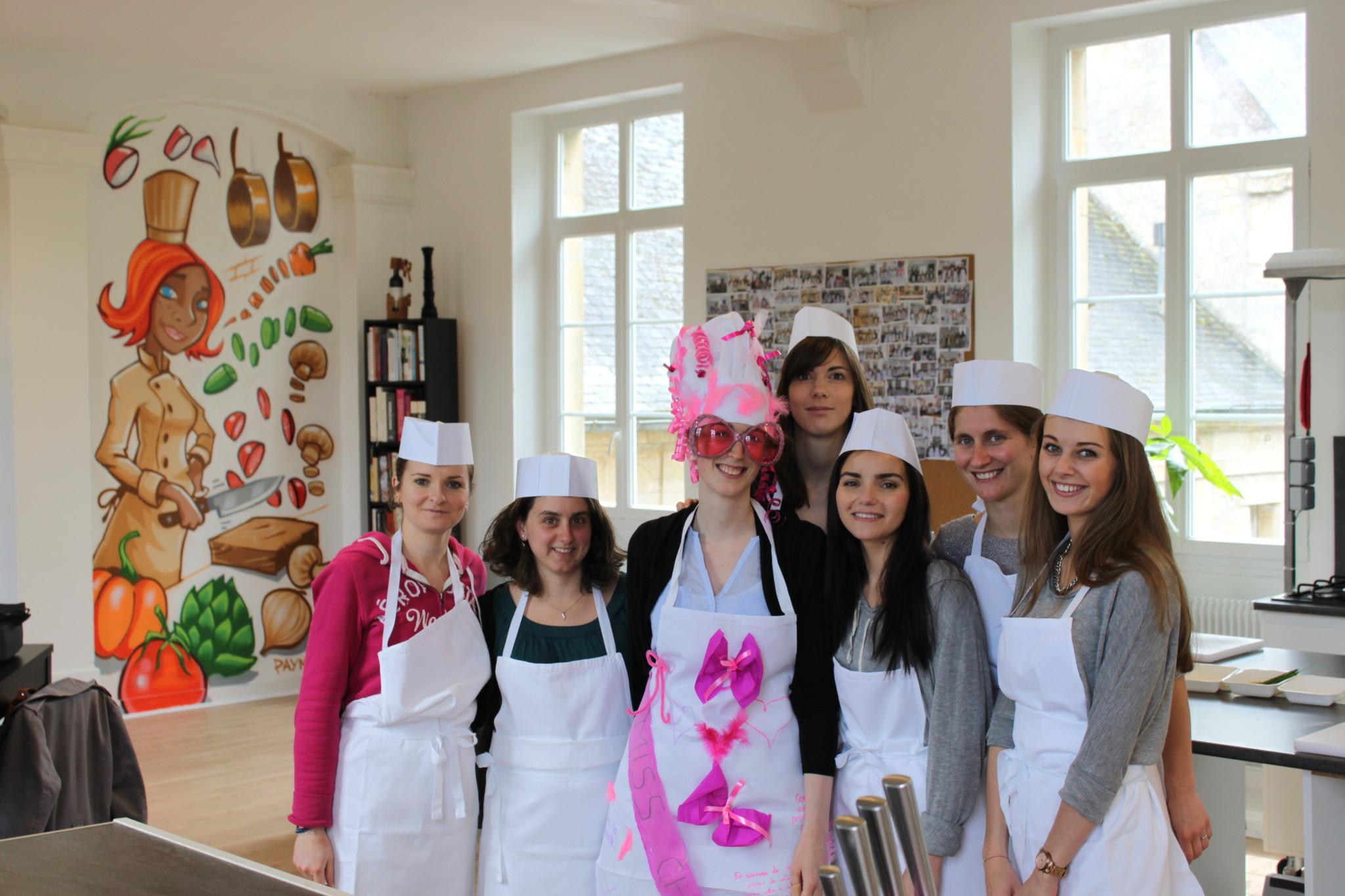Cours de cuisine caen evjf - Cours de cuisine caen ...