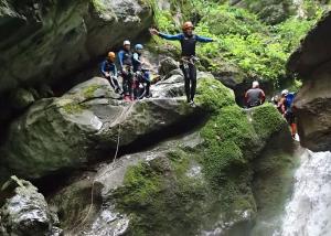 canyoning-evg