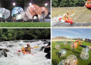 bubble canoe
