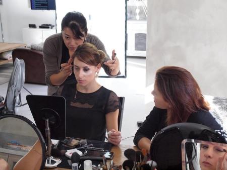atelier maquillage evjf à domicile