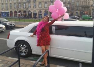 location de limousine enterrement de vie de jeune fille bordeaux