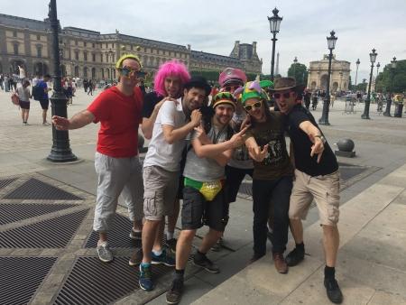 SEGWAY + RALLYE GPS Paris