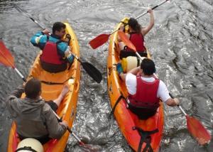 canoe landes evg evjf