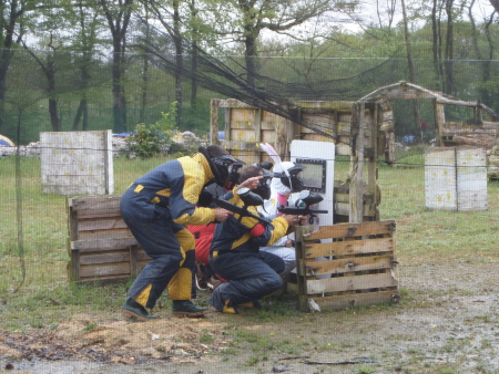 Paintball kerlabo