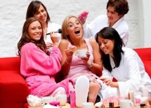 beauty party enterrement vie de fille