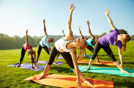 Yoga Lyon EVJF