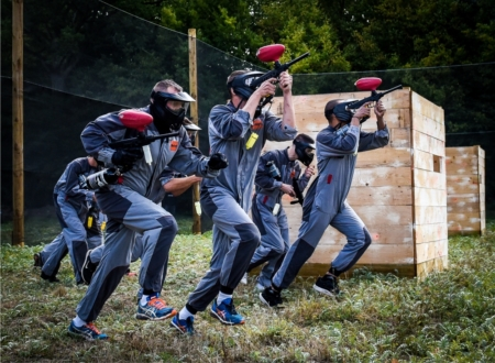 paintball evg evjf