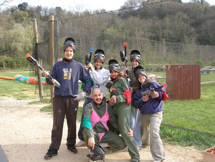 paintball montelimar evg