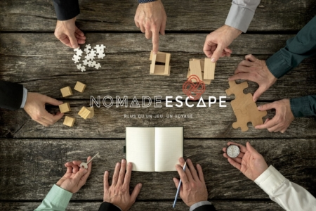 escape game outdoor