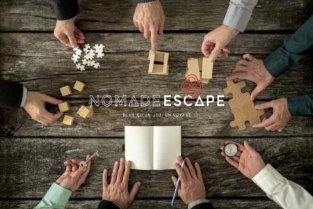 escape game outdoor