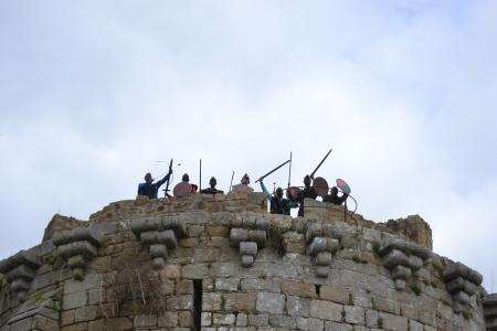 activité médiévale isère