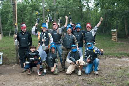 paintball evg evjf bordeaux dax