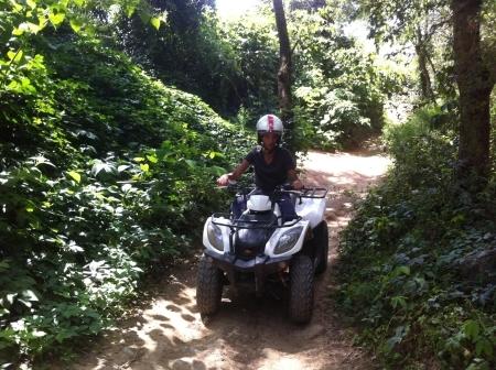 quad moto