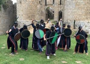 Combat chevalier EVG